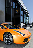 (C) Joel Strickland Photographics.. Lamborghini Melbourne Dealership, in Chapel St, South Yarra, Melbourne, Victoria  February 2nd 2008