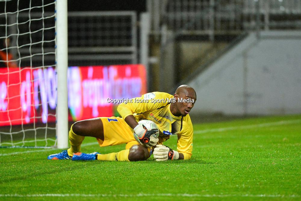 Geoffrey LEMBET   - 19.12.2014 - Auxerre / Niort - 18e journee Ligue 2<br /> Photo : Dave Winter / Icon Sport