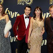 NLD/Amsterdam/20121019- Televiziergala 2012, Joan Franka, William Spaaij, Liesbeth Staats en ????
