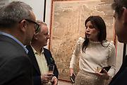 JOE LA PLACA; ADAM DANT, LADY LAURA CATHCART, The Gilded Desert ( and Other allegories of The Beau-Monde )' Robillant + Voena , 38 Dover St  London. 4 September 2018