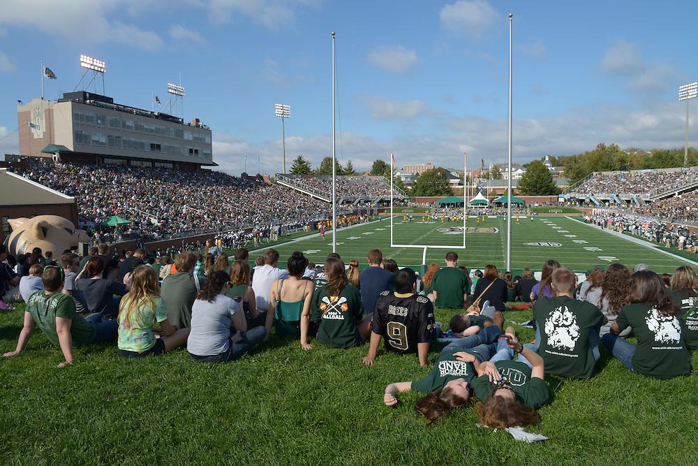 Peden Stadium © Ohio University / Photo by Ben Siegel