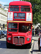 London Buses Routemaster Heritage Route 15