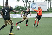 2019, June 19. Culemborg, The Netherlands. Rein van Duivenboden at the soccer match of Creators FC vs CVV Vriendenschaar.