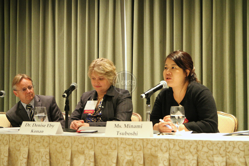 US-Japan Council Annual Conference, 2012.