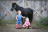 Pony Cousins 9-2017