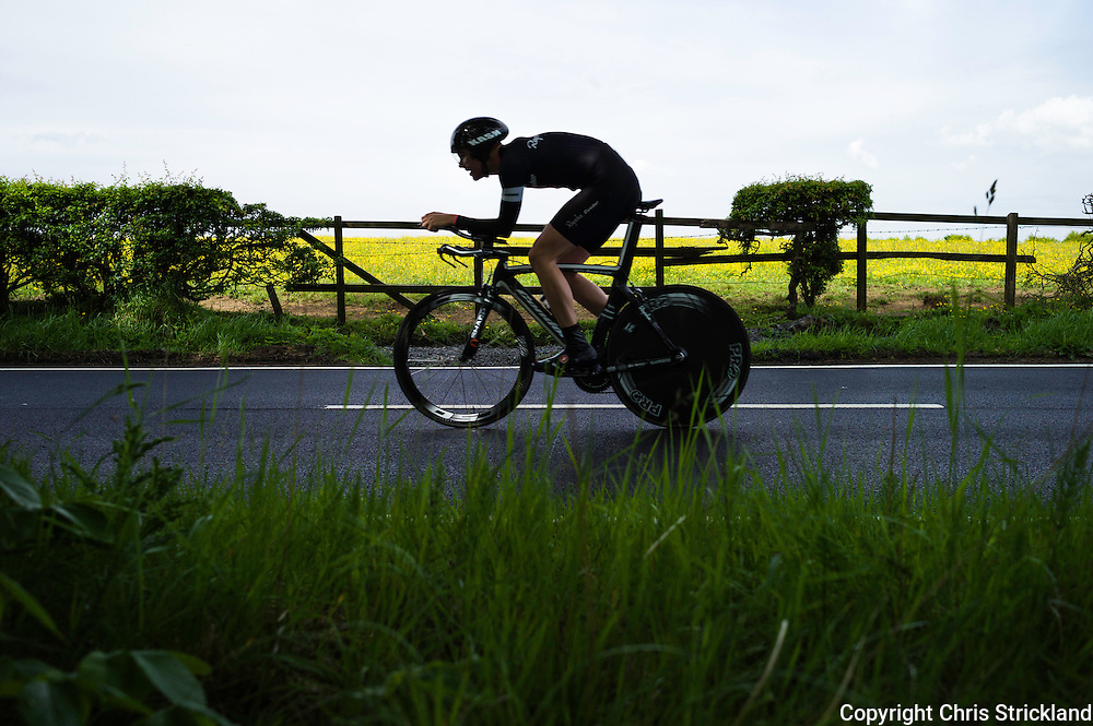 British Cycling National Time Trial Championships were held in Stewarton and the country lanes of East Ayrshire.