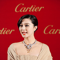HONG KONG - NOVEMBER 26:  Chinese actress Fan Bingbing attends the Cartier Flagship Opening on November 26, 2010 in Hong Kong.  Photo by Victor Fraile / studioEAST *** Local Caption *** Fan Bingbing