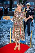 AMSTERDAM - Princess Laurentien der Nederlanden will read on Wednesday morning January 23, 2019 during the National Reading Breakfast at the public primary school Corantijn in Amsterdam. Copyright robin Utrecht