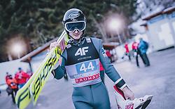 06.01.2020, Paul Außerleitner Schanze, Bischofshofen, AUT, FIS Weltcup Skisprung, Vierschanzentournee, Bischofshofen, Finale, im Bild Markus Schiffner (AUT) // Markus Schiffner of Austria before the final for the Four Hills Tournament of FIS Ski Jumping World Cup at the Paul Außerleitner Schanze in Bischofshofen, Austria on 2020/01/06. EXPA Pictures © 2020, PhotoCredit: EXPA/ JFK