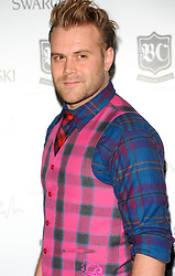 Daniel Bedingfield at The Global Angel Awards in  London on Friday, 2nd December 2011.Photo by: i-Images