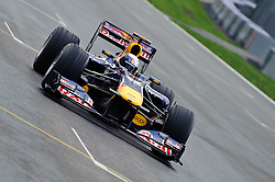 14.05.2011, Red Bull Ring, Spielberg, AUT, RED BULL RING, SPIELBERG, EROEFFNUNG, im Bild Sebastian Vettel, (Red Bull Racing) waehrend einer Testfahrt // Sebastian Vettel, (Red Bull Racing) on a test run during the official Opening for the Red Bull Circuit in Spielberg, Austria, 2011/05/14, EXPA Pictures © 2011, PhotoCredit: EXPA/ S. Zangrando