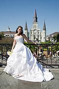 Carrie Comeaux bridal portraits