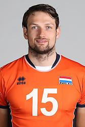 20160516 NED: Selectie Nederlands volleybal team mannen, Arnhem<br />Thomas Koelewijn