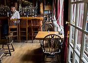 Historic saloon on Greene Street, Silverton, Colorado.