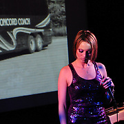 Holly Winchell of Super Sectret Project (Granite State of Mind) performs live at The Loft in Portsmouth, NH
