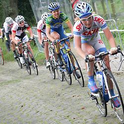 Amy Pieters, Irene van den Broek