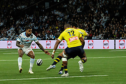 January 8, 2018 - Nanterre, Hauts de Seine, France - Racing Metro 92 Prop EDDY BEN AROUS in action during the French rugby championship Top 14 match between Racing Metro 92 and Clermont at U Arena Stadium in Nanterre - France.Racing won 58-6 (Credit Image: © Pierre Stevenin via ZUMA Wire)