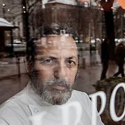 La Mantia chef, Milan