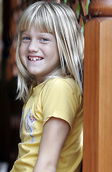 Child happy. (Photo by Vid Ponikvar / Sportal Images)