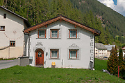 Ramosch is a former municipality in the district of Inn in the Swiss canton of Graubünden. On 1 January 2013 the municipalities of Ramosch and Tschlin merged to form the new municipality of Valsot.