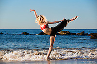 Dance As Art Photography Project- Coney Island featuring dancer,Erika Citrin