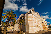 Church of the Annunciation, Nazareth, Israel.