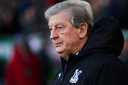 Crystal Palace manager Roy Hodgson - Mandatory by-line: Jack Phillips/JMP - 30/11/2019 - FOOTBALL - Turf Moor - Burnley, England - Burnley v Crystal Palace - English Premier League