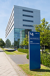 Centre for IT and Media  at Adlershof Science and Technology Park  Park in Berlin, Germany
