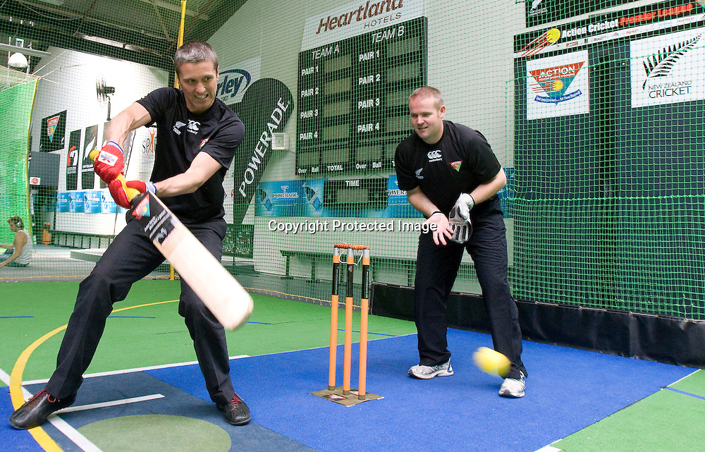 New Zealand Cricket has announced a commercial partnership with Action Indoor Sports &ETH; the country&Otilde;s largest indoor cricket network.<br />