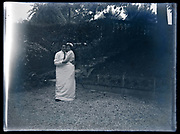 two people in funny embracing pose France circa 1920s