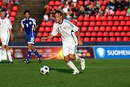 20.08.2008, Ratina, Tampere, Finland..Yst?vyysottelu Suomi - Israel / Friendly International match Finland v Israel.Mika V?yrynen - Finland.©Juha Tamminen.....ARK:k