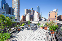Roof Deck at 461 West 44th Street