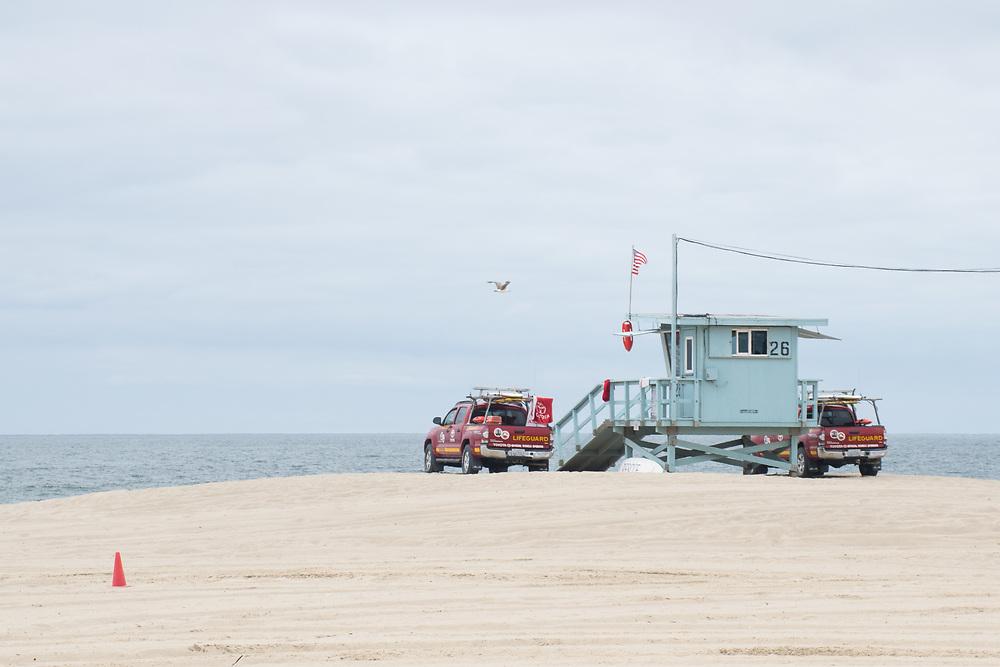 Santa Monica Beach, 5.27.17 CA.