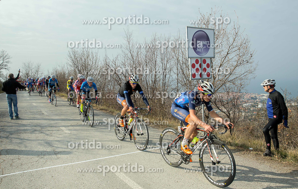 Lorenzo Rota of Unieuro Wilier (ITA) during UCI Class 1.2 professional race 2nd Grand Prix Izola, on March 1, 2015 in Izola / Isola, Slovenia. Photo by Vid Ponikvar / Sportida
