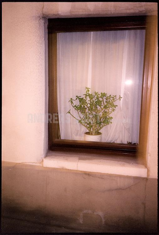 Fenster in St. Pauli