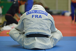 Behind The Scenes, Cyril Jonard, -81kg, FRA, 2016 Visually Impaired Judo Grandprix, British Judo, Birmingham, England
