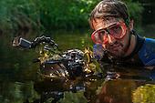 BBC Wildlife Jack Perks River Cameraman