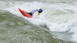 AUT, ECA Kayak Freestyle European Championships im Bild FEature Freestyle Kajak, Tilt Shift, EXPA Pictures © 2010, PhotoCredit: EXPA/ J. Feichter