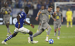 September 18, 2018 - Na - Gelsenkirchen, 18/09/2018 - Fc Schalke 04 received the Fc Porto tonight at the Veltins Arena in the first leg of Group D of the Champions League 2018/19. Herrera  (Credit Image: © Atlantico Press via ZUMA Wire)