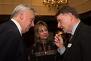 VISCOUNT WINDSOR; VISCOUNTSS WINDSOR; DAVID ANDERSON, An evening of entertainment at St James Court in support of the redevelopment of St Fagans National History Museum. In the spirit of the court of Llywelyn the Great . St. James Court Hotel. London. 17 September 2015<br />  <br /> Noson o adloniant yn St James Court i gefnogi ail-ddatblygiad Sain Ffagan Amgueddfa Werin Cymru