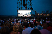 Teatro del Silenzio - Lajatico, concerto Andrea Bocelli - Cliente Jeep