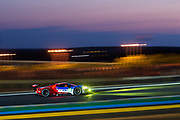 June 13-18, 2017. 24 hours of Le Mans. 68 Ford Chip Ganassi Racing, Ford GT, Joey Hand, Dirk Muller, Tony Kanaan