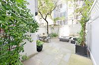 Garden at 57 East 73rd Street