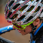 Sunday, Dec. 16, 2018 — Elite women cyclist battled the elements and each other at the 2018 USA Cycling Cyclocross National Championships 18.2 in Louisville, KY. #CXNATS #photopresse.photoshelter.com #CYCLOCROSS #CX #FUJIXPRO2 #FUJIFILM