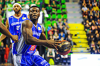 Guy Landry Edi  - 29.11.2014 - Lyon Villeurbanne / Chalon Reims - 10e journee Pro A<br /> Photo : Jean Paul Thomas / Icon Sport