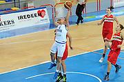 Frosinone, 24/05/2013<br /> Basket, Nazionale Italiana Femminile<br /> Amichevole<br /> Italia - Bulgaria<br /> Nella foto: martina fassina<br /> Foto Ciamillo