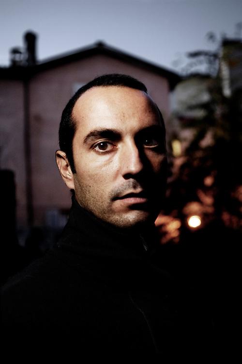 ©Stefano Meluni.27-10-2007 Terni.Portrait of Francesco Cuoio - Operatore sociale