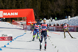 Frederic Pellegreino (ITA) during the Man team sprint race at FIS Cross Country World Cup Planica 2016, on January 17, 2016 at Planica, Slovenia. Photo By Urban Urbanc / Sportida
