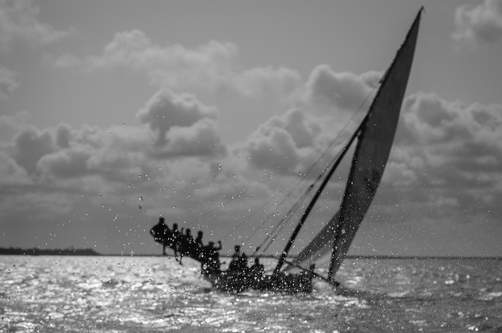 Splash | Dhow Race on Lamu Island, Kenya