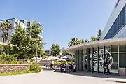 Rio Hondo College Student Union Building and Rio Cafe